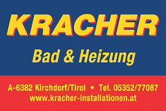Kracher Installationen